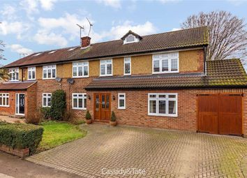 Thumbnail 5 bed semi-detached house for sale in Briar Road, St Albans, Hertfordshire