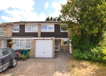 Thumbnail 3 bed end terrace house for sale in Howard Close, New Southgate, London