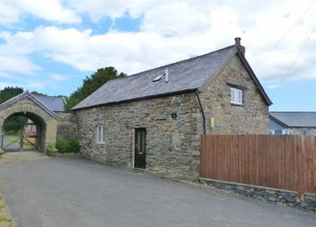Thumbnail 2 bed cottage for sale in Llansannan, Denbigh