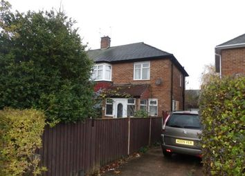 Thumbnail 3 bed semi-detached house for sale in Southchurch Drive, Clifton, Nottingham, Nottinghamshire
