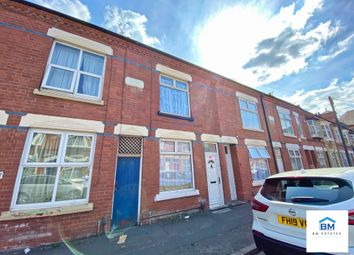 Thumbnail 3 bed terraced house to rent in Willowbrook Road, Leicester