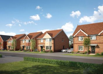 Thumbnail 4 bed link-detached house for sale in Thame Park Road, Thame