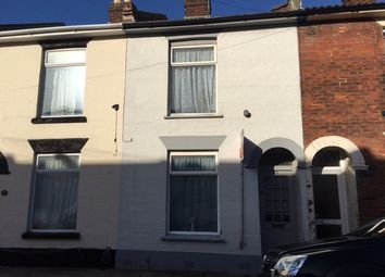 Thumbnail 2 bed terraced house to rent in Cuthbert Road, Portsmouth