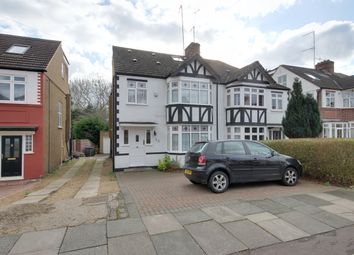 Thumbnail 4 bed semi-detached house for sale in Willow Walk, Winchmore Hill