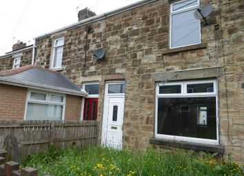2 bed terraced house for sale in Gill Street, Consett Co Durham DH8