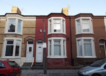 Thumbnail 2 bedroom terraced house for sale in Lenthall Street, Walton, Liverpool, Merseyside