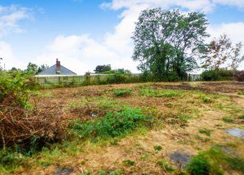 Thumbnail Land for sale in Grange Road, Widdrington, Morpeth