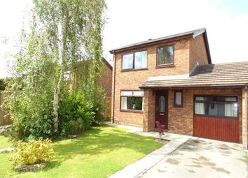 Thumbnail 4 bedroom detached house for sale in Meadow Park, Cabus, Preston