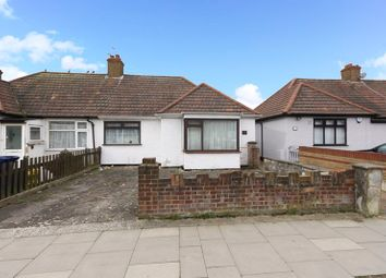 Thumbnail 1 bed semi-detached bungalow for sale in Bengarth Road, Northolt