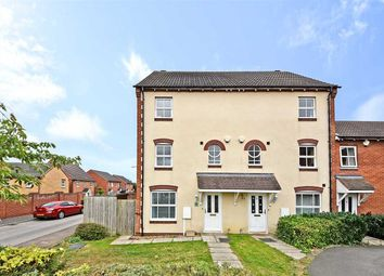 Thumbnail 4 bed end terrace house for sale in St Rochus Drive, Wellingborough