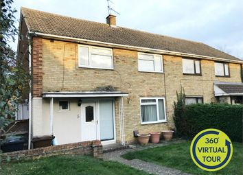 Thumbnail 1 bed semi-detached house to rent in Bradford Walk, Corby, Northamptonshire