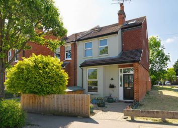 Thumbnail 4 bed end terrace house for sale in Blagdon Road, New Malden