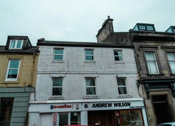 Thumbnail 2 bed flat for sale in Bank Street, Alloa