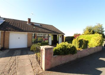 3 bed semi-detached bungalow for sale in Gresford Park, Gresford, Wrexham LL12