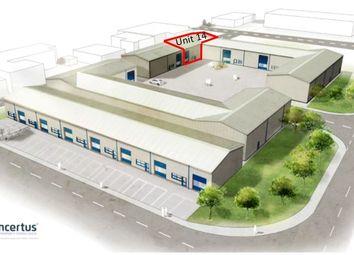 Thumbnail Commercial property to let in Unit 14, Phoenix Enterprise Park, Gisleham, Lowestoft