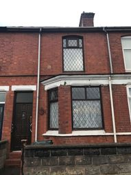 Thumbnail 2 bed terraced house to rent in High Street, Tunstall