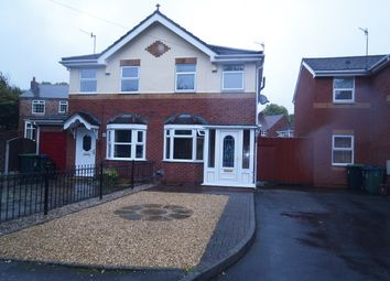 Thumbnail 2 bedroom semi-detached house for sale in Springfield Terrace, Rowley Regis