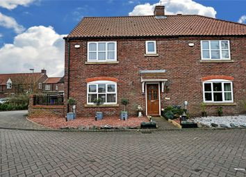 Thumbnail 3 bed semi-detached house for sale in All Saints Mews, Preston, Hull, East Yorkshire