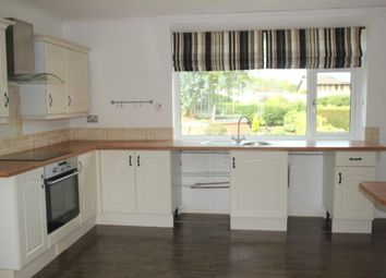 Thumbnail 2 bed flat to rent in Woodland Crescent, Abergavenny