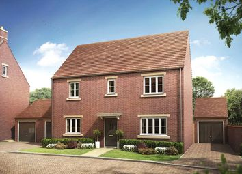 Thumbnail 4 bed detached house for sale in Sibford Road, Hook Norton, Banbury, Oxfordshire
