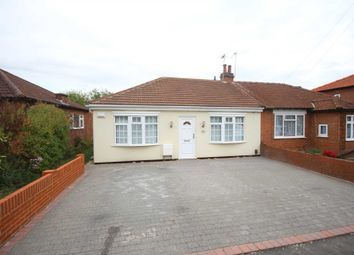Thumbnail 3 bed semi-detached bungalow for sale in Vegal Crescent, Englefield Green, Egham