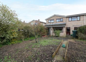 Lewis Drive, Roydon, Diss IP22. 5 bed semi-detached house