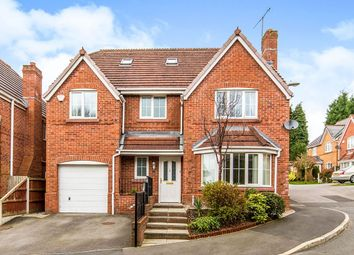 Thumbnail 5 bed detached house for sale in Tannery Way, Manchester