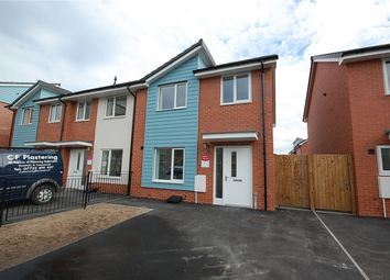 Thumbnail 3 bed town house to rent in Eastfield Avenue, Manchester