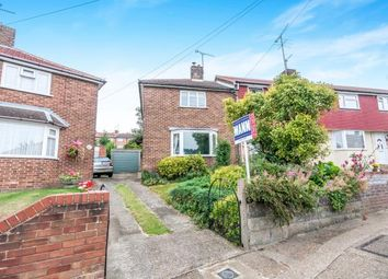 Thumbnail 3 bed end terrace house for sale in Dorrit Way, Rochester, Kent