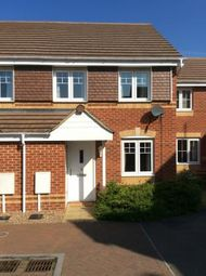 Thumbnail 3 bedroom terraced house to rent in Sovereign Court, Rushden, Northamptonshire
