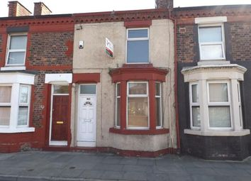 Thumbnail 3 bed terraced house for sale in Owen Road, Kirkdale, Liverpool, Merseyside