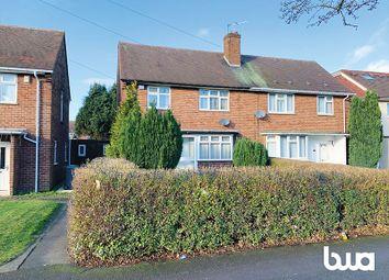 Thumbnail 3 bedroom semi-detached house for sale in 169 Stowheath Lane, Wolverhampton