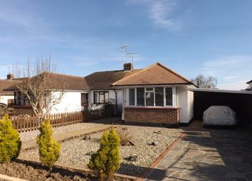 Thumbnail 2 bedroom bungalow to rent in Woodside, Leigh-On-Sea