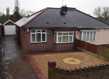 Thumbnail 2 bed bungalow to rent in Lane Green Road, Codsall, Wolverhampton