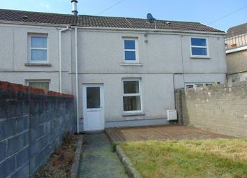 Thumbnail 2 bed terraced house for sale in Dolau Road, Llanelli, Carmarthenshire.