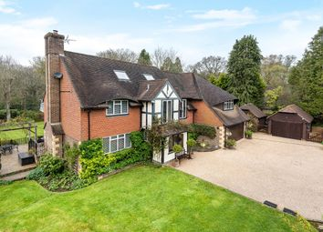 Thumbnail 5 bed detached house for sale in Back Lane, Cross In Hand, Heathfield