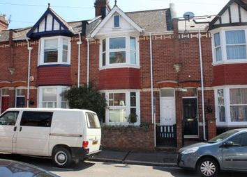 Thumbnail 4 bed terraced house to rent in East Grove Road, St. Leonards, Exeter