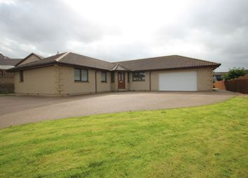 Thumbnail 4 bed detached bungalow for sale in 48 Melrose Crescent, Macduff