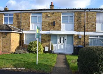 Thumbnail 3 bed terraced house for sale in Spinning Wheel Mead, Harlow, Essex