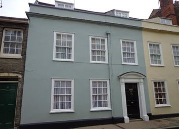 Thumbnail 5 bed terraced house to rent in Guildhall Street, Bury St. Edmunds