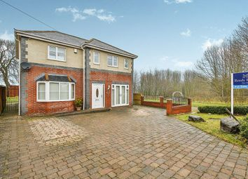Thumbnail 4 bed detached house for sale in Highland Gardens, Shildon