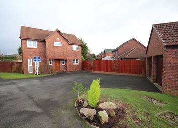 Thumbnail 4 bedroom detached house for sale in Calla Drive, Garstang, Preston