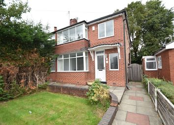 Thumbnail 4 bed semi-detached house to rent in Newlands Drive, Prestwich, Manchester