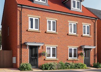 "Thumbnail 3 bedroom semi-detached house for sale in ""The Wyatt"" at Southfield Lane, Tockwith, York"