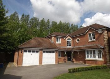 Thumbnail 4 bed detached house for sale in Boatswain Drive, Hucknall, Nottingham, Nottinghamshire