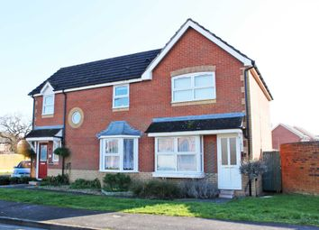 2 bed semi-detached house for sale in Plym Drive, Didcot OX11