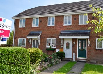 Thumbnail 2 bed terraced house for sale in Jacobs Gutter Lane, Totton, Southampton