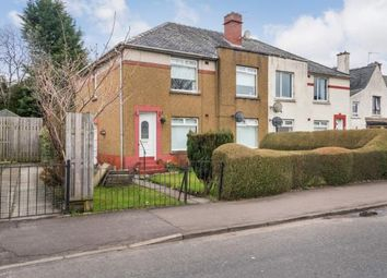 Thumbnail 2 bed flat for sale in Avenel Road, Knightswood, Glasgow