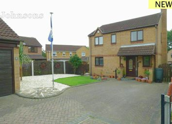 Thumbnail 4 bed detached house for sale in Cross Hill Court, Skellow, Doncaster.