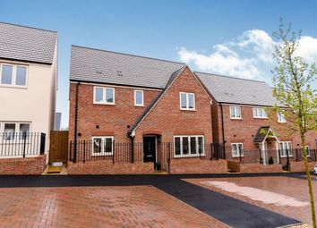 Thumbnail 3 bedroom detached house for sale in Dalziel Drive, Whittington, Worcester, Worcestershire